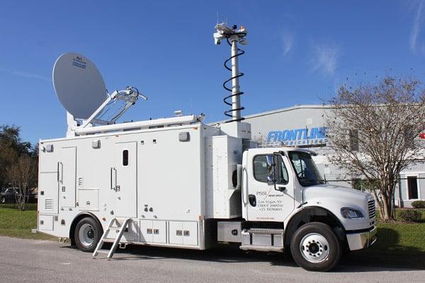 Broadcast Vehicle