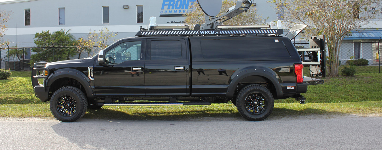Broadcasting Trucks / News Vans