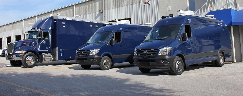 Mobile Precinct Vehicles